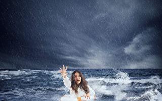 一名哥國婦女失蹤2年後海上獲救:神不願我死