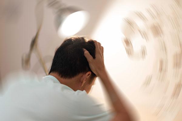 """三叉神经痛又称为""""痛性抽搐"""",吃东西或轻轻触碰都有可能会引发剧痛。(Shutterstock)"""