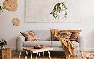 不需要油漆  8种装饰照样能彩妆你的家