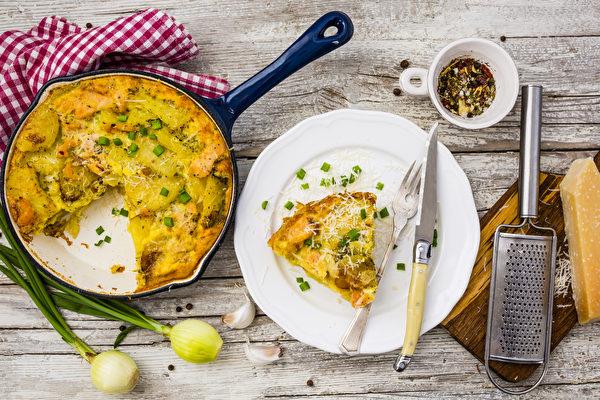 早餐, 高蛋白, 蛋饼