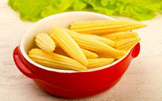 玉米笋低卡又补钾 2道料理更能减肥防中风