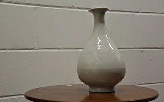 伦敦警方追回价值250万镑失窃明朝花瓶