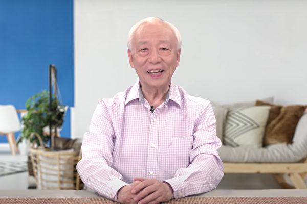知名中医师胡乃文分享自己保持身体强健的四招养生方法。(胡乃文开讲提供)