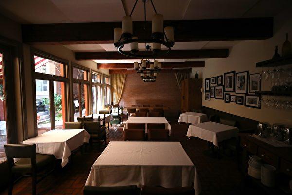 舊金山本週進入橙色等級 終於開啟室內用餐