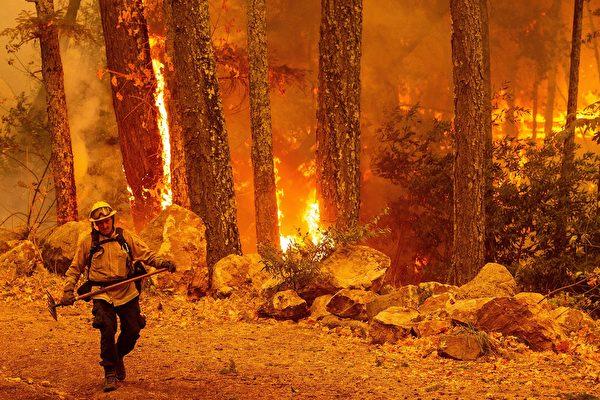 灣區高溫火險高 川普批准加州火災援助款