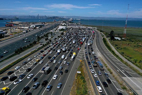 加州最高法院 受理灣區過橋費漲價訴訟