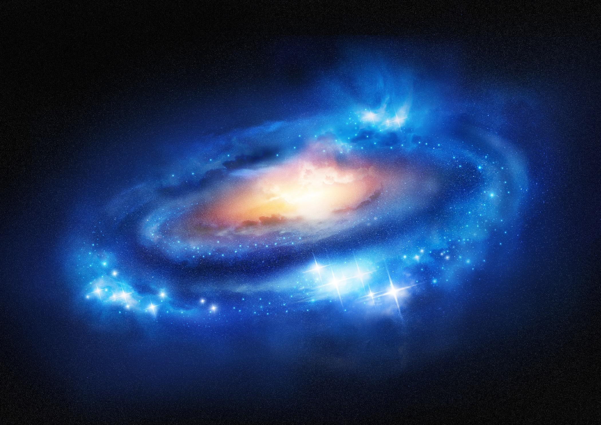 最精確宇宙物質總量佔比揭曉 暗能量佔69%