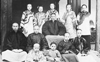 张爱玲的家世 晚清历史里的先人