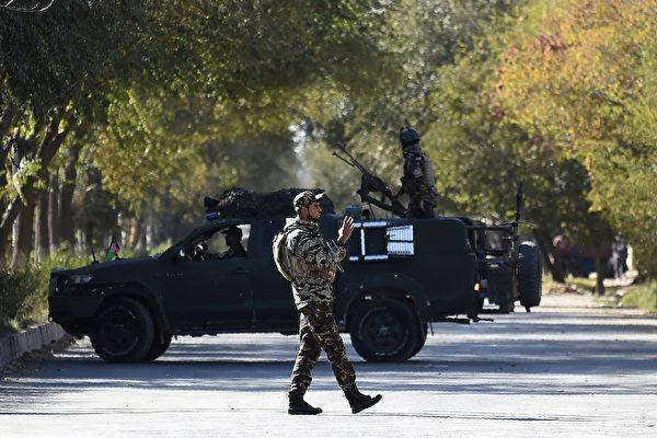 阿富汗喀布爾大學槍擊案 至少22死