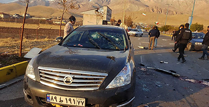 【快訊】伊朗首席核武器專家被暗殺