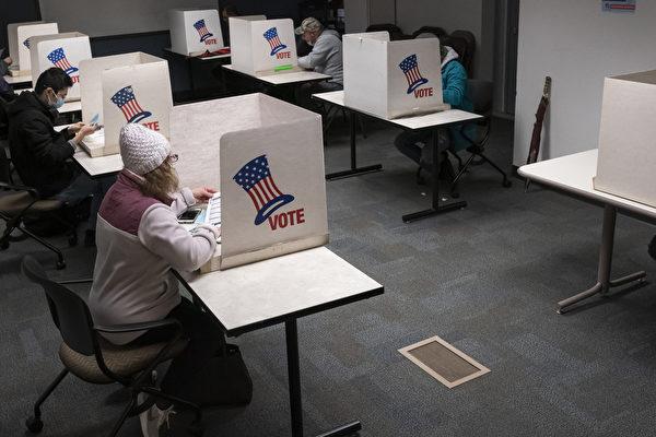 华州选举结果出炉 英斯利连任州长