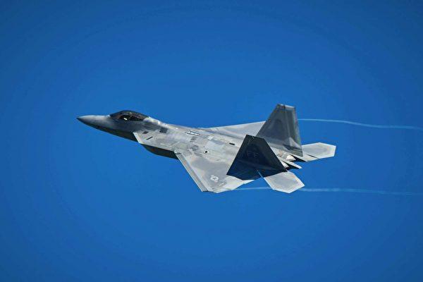 传川普同意出售F-22战机给以色列