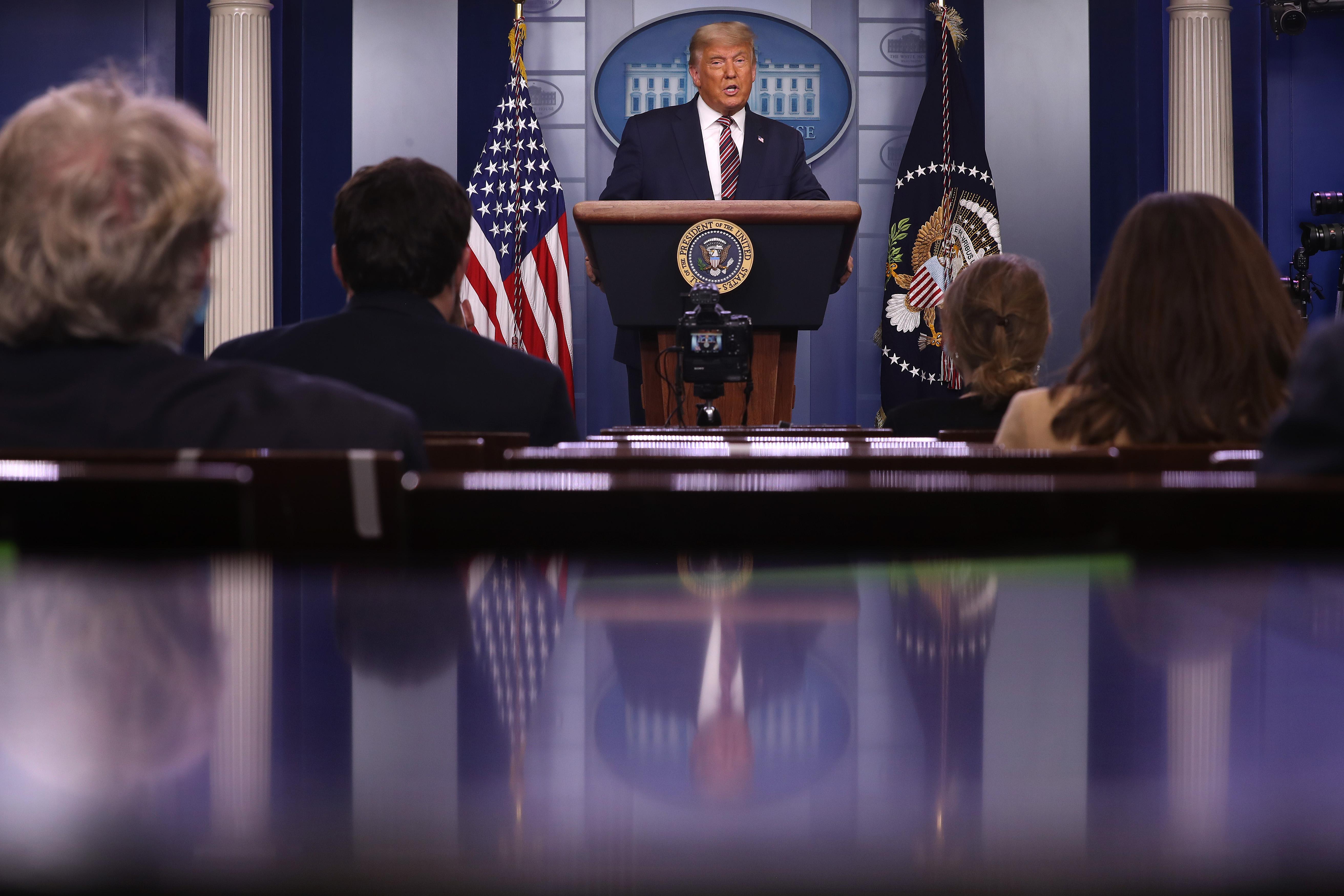 王赫:反特朗普聯盟的失敗難以避免