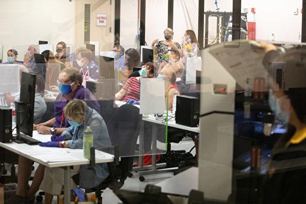 亞利桑那共和黨訴訟 要求查驗選票信封簽名