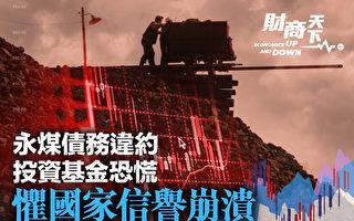 """【财商天下】永煤债务违约 """"国家信誉""""恐崩溃"""