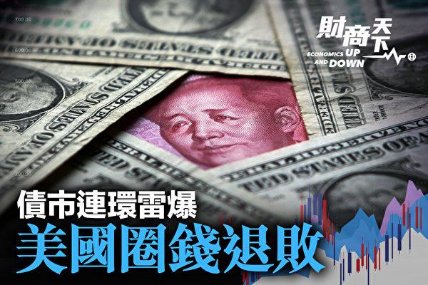 【財商天下】債市連環違約 中企在美圈錢敗退