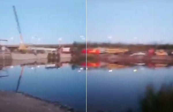 天津南環鐵路橋坍塌 死亡人數增至8人