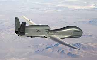 美军绝密隐形无人机RQ-180或首次现踪