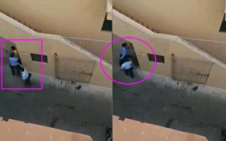 广州警方殴打外卖小哥 官方解释引网民炮轰
