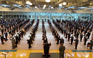 疫情後紐約警局首次招人  900新兵開始6個月培訓