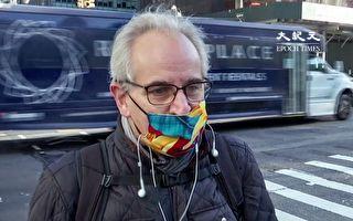 大选隔日结果未出 纽约客平常心对待