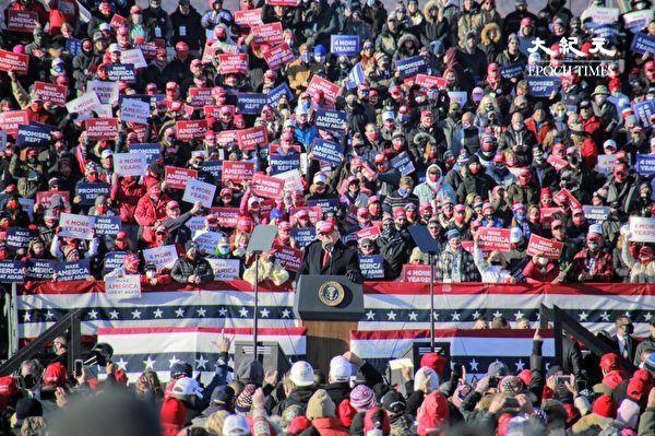 華人評大選:民主黨瘋狂破底線 堅信川普贏