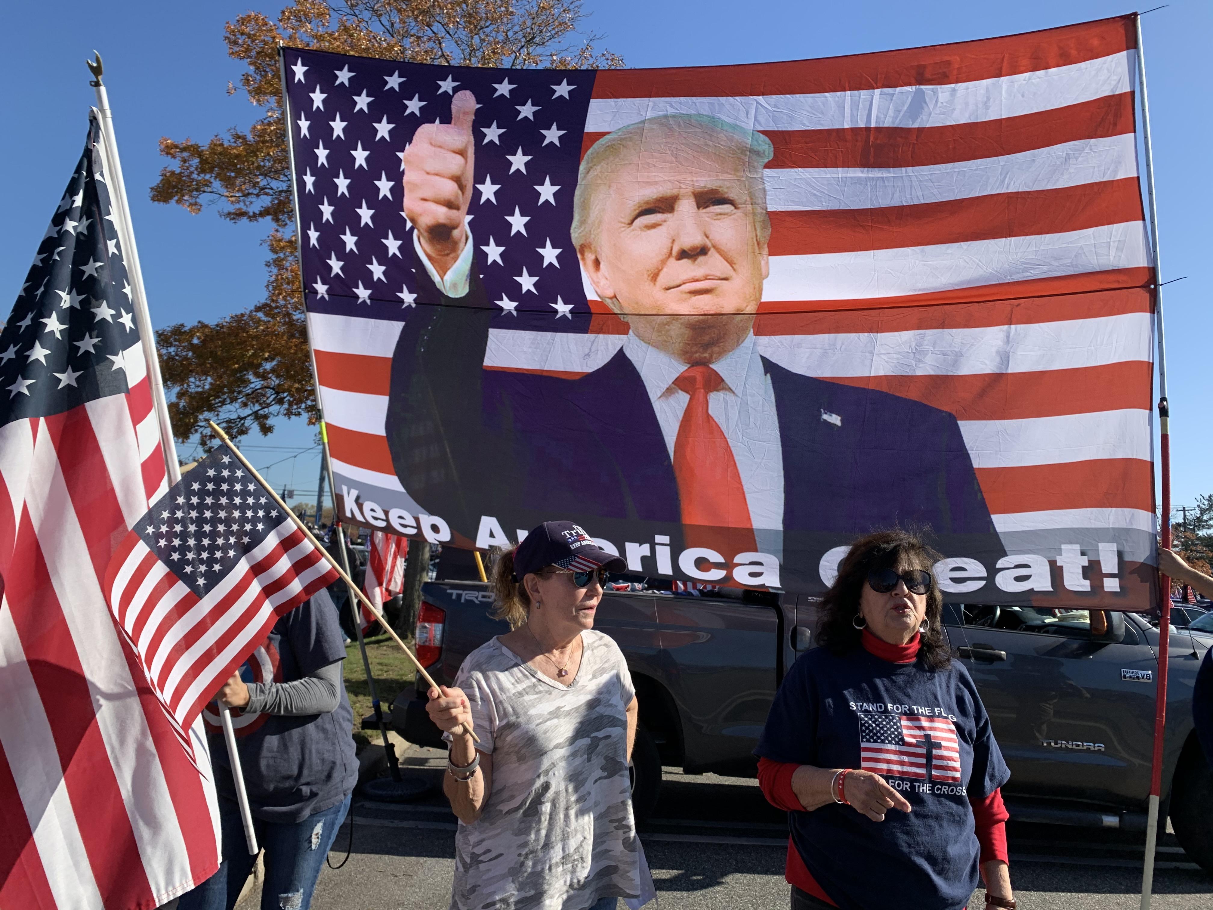 費城官員否認有選舉舞弊證據 特朗普回應