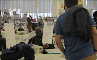 纽约邮寄选票始开票 至少26宗诉讼提出