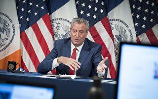 纽约市确诊率上升   7天平均超3%将全面关闭学校
