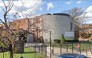 法拉盛猶太教堂改建為7層綜合樓