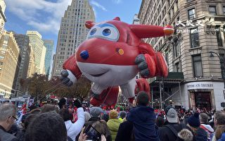 梅西感恩節大遊行週四9點直播