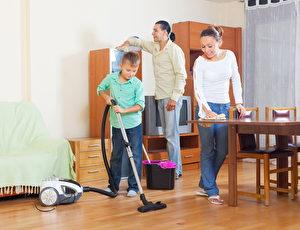 育兒錦囊:教導孩子做家事不再是苦差事