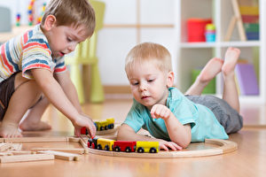 在家中創設兒童的「快樂天地」