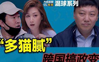 【大陆新闻解毒】时事小品:多猫腻跨国搞政变