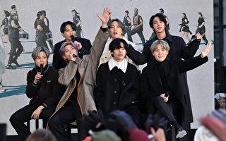 BTS《Dynamite》登告示牌广播榜第9名 韩国第一