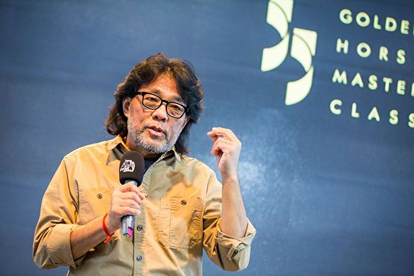攝影大師李屏賓出任57屆金馬獎評審團主席
