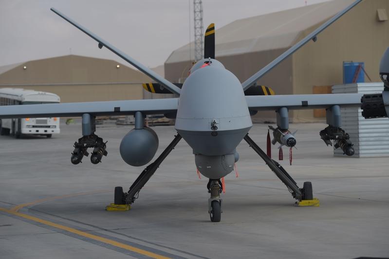 專家:MQ-9B無人機創造台美協同作戰空間