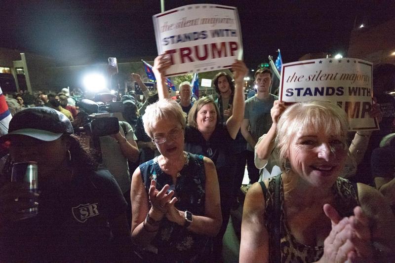 美國大選遠未結束多國領導人表態 網民熱議