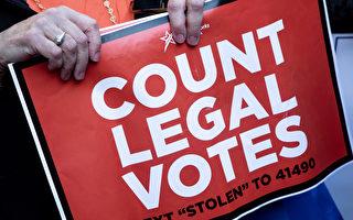 川普团队建议宾州法官 让立法机构指定选举人