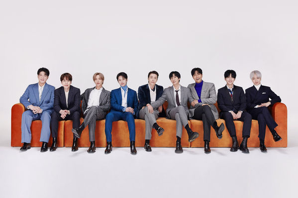 Super Junior與ICM Partners簽約 將發展全球性活動