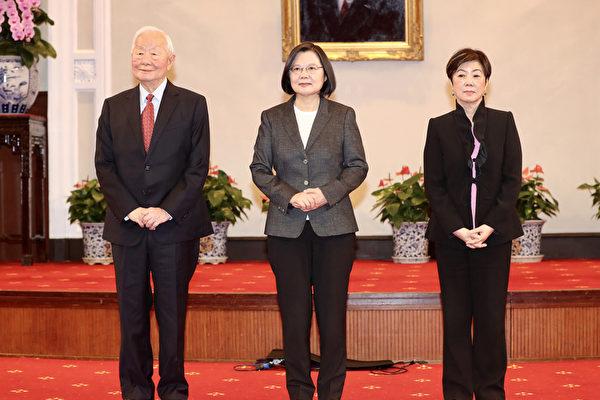 台湾APEC领袖代表 张忠谋第三度出任