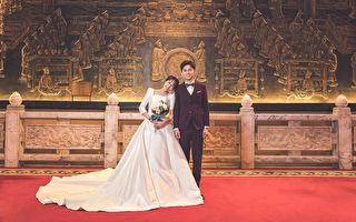 潘嘉麗嫁作台灣媳釋婚照 下週20日台北宴客