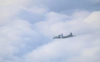 中共2军机扰台 台空军防空导弹追监广播驱离