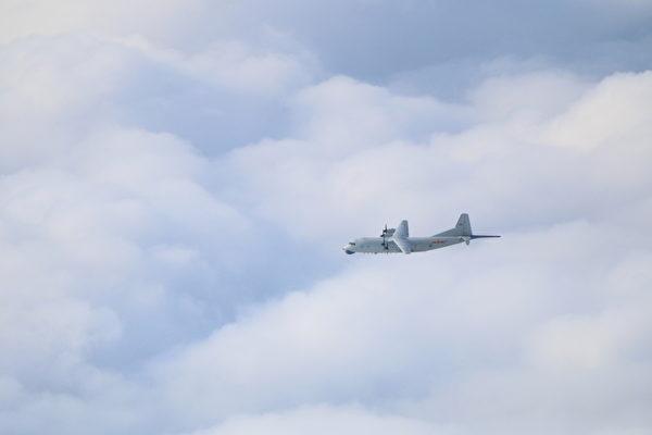 中共2軍機擾台 台空軍防空導彈追監廣播驅離
