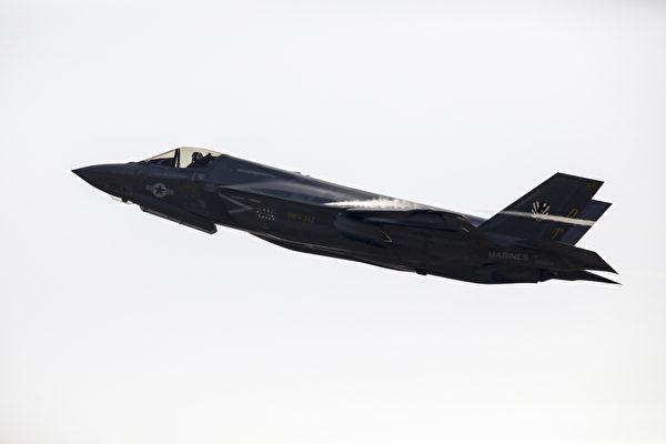 11月23日,美軍印太司令部網站公佈:11月19日,海軍陸戰隊第242攻擊中隊的F-35閃電II從日本岩國基地起飛。(美國印太司令部)