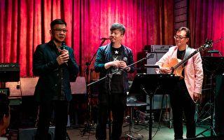 陳子鴻開辦歌唱課程 為愛唱歌朋友精進圓夢