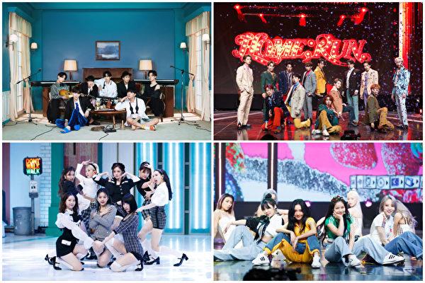 BTS、TWICE等人登2020 MAMA舞台 台湾有直播