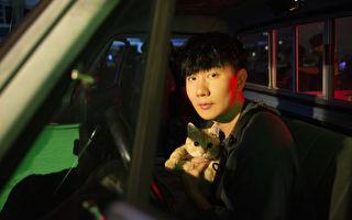 """林俊杰拍片不怕被猫抓 自招""""最近常受伤"""""""