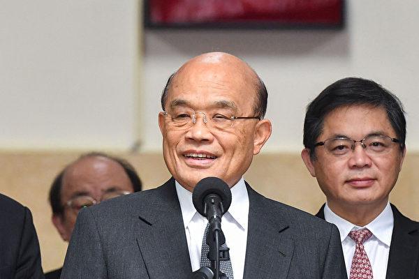 藍委12度占議場 蘇貞昌籲讓立法院正常運作