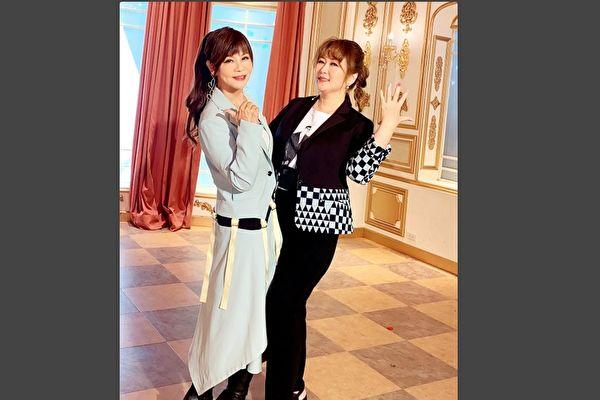 龙千玉新歌邀张秀卿对唱 好姐妹交情25年